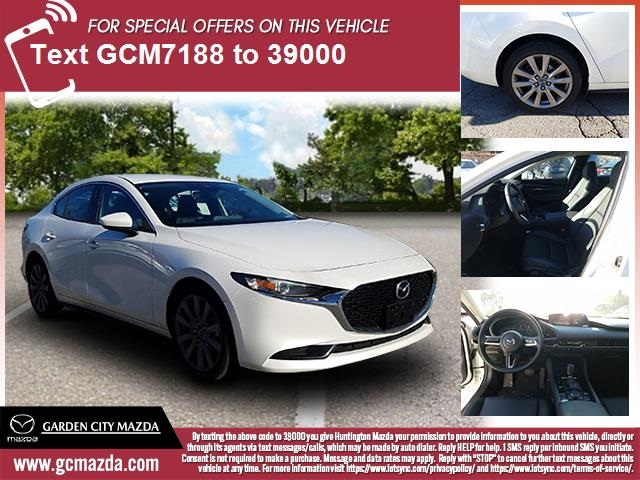 Pre-Owned 2019 Mazda3 Select