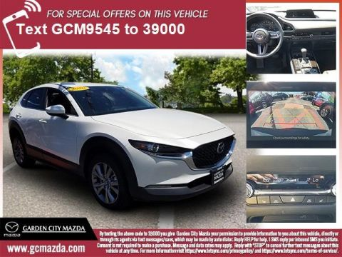 Certified Pre-Owned 2020 Mazda CX-30 Preferred Package AWD 4D Sport Utility