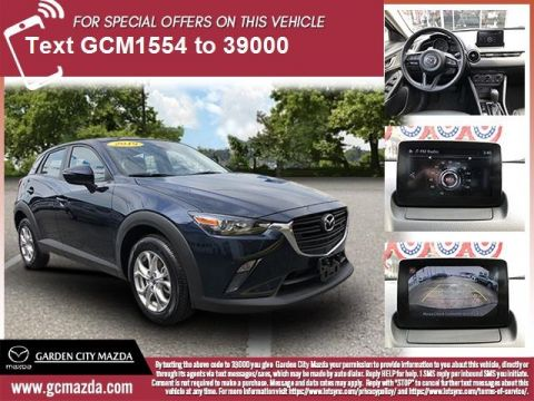 Certified Pre-Owned 2019 Mazda CX-3 Sport FWD 4D Sport Utility