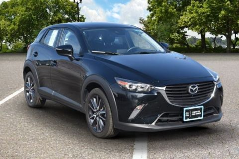 Certified Pre-Owned 2018 Mazda CX-3 Touring