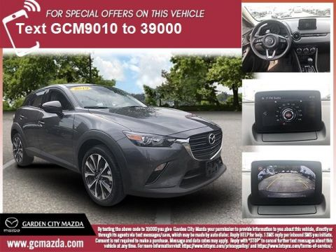 Certified Pre-Owned 2019 Mazda CX-3 Touring AWD 4D Sport Utility