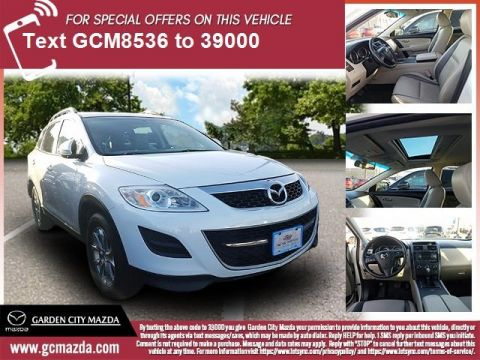 Pre-Owned 2012 Mazda CX-9 Touring AWD 4D Sport Utility